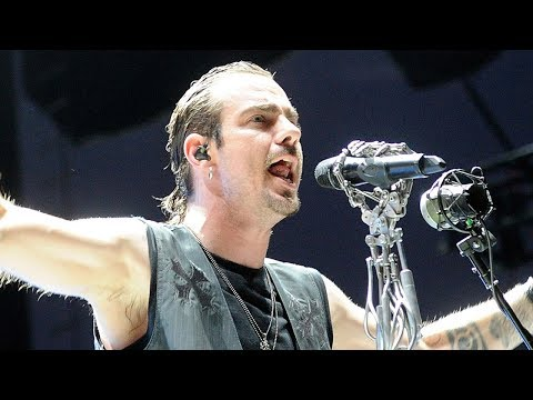 Saint Asonia's Adam Gontier on Rehab, Embracing Your Flaws + More