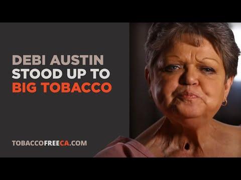 Debi Austin - Debi's Story - Tobacco Free CA