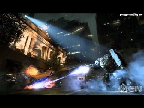 """Crysis 2 /PC/PS3/ gameplay/ Music Score/""""Morituri""""/ fan made"""