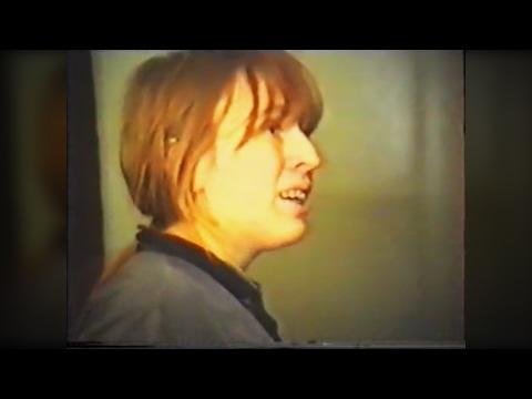 Яна Дягилева, архивные съемки 1990