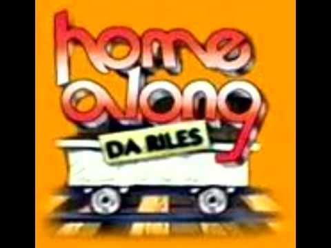 [COVER] Home Along Da Riles - Jokko Peña 071312