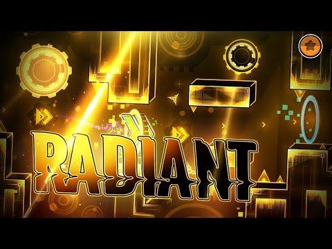"""Radiant"" (Demon) by DangerKat {All Coins} | Geometry Dash 2.11"