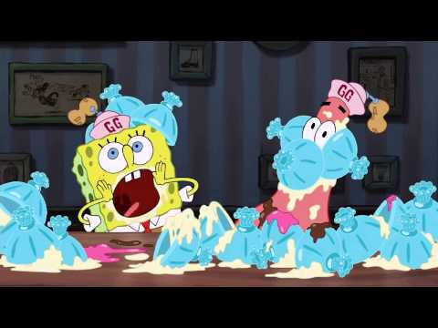Drunken Sailor - SpongeBob Movie - Soundtrack Music Video