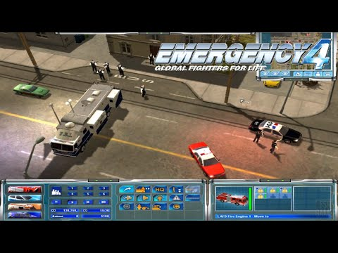 Emergency 4 / 911: First Responders - Los Angeles mod #12