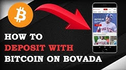 How to deposit bitcoin into Bovada – Step by step guide to depositing Cryptocurrency such as bitcoin