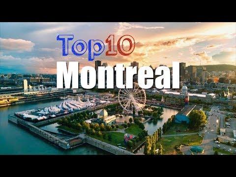 🇨🇦 Qué Ver En MONTREAL, Capital Cultural De Canadá 🍁