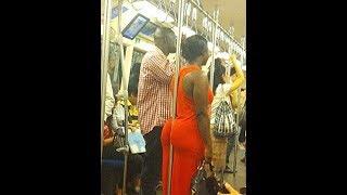 """WEIRD"" YORK CITY_THE SUBWAY TRAINS"