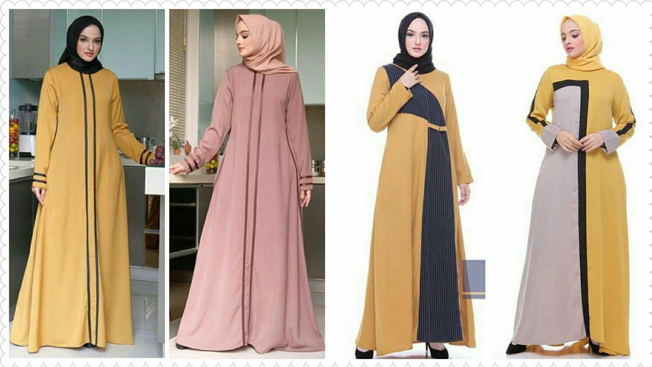 9 Model Baju Gamis Syari Original Branded Terbaru 9/9