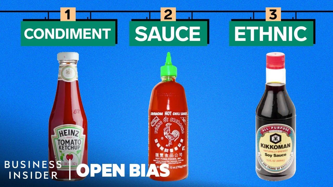 Is The Ethnic Food Aisle Racist? | Open Bias