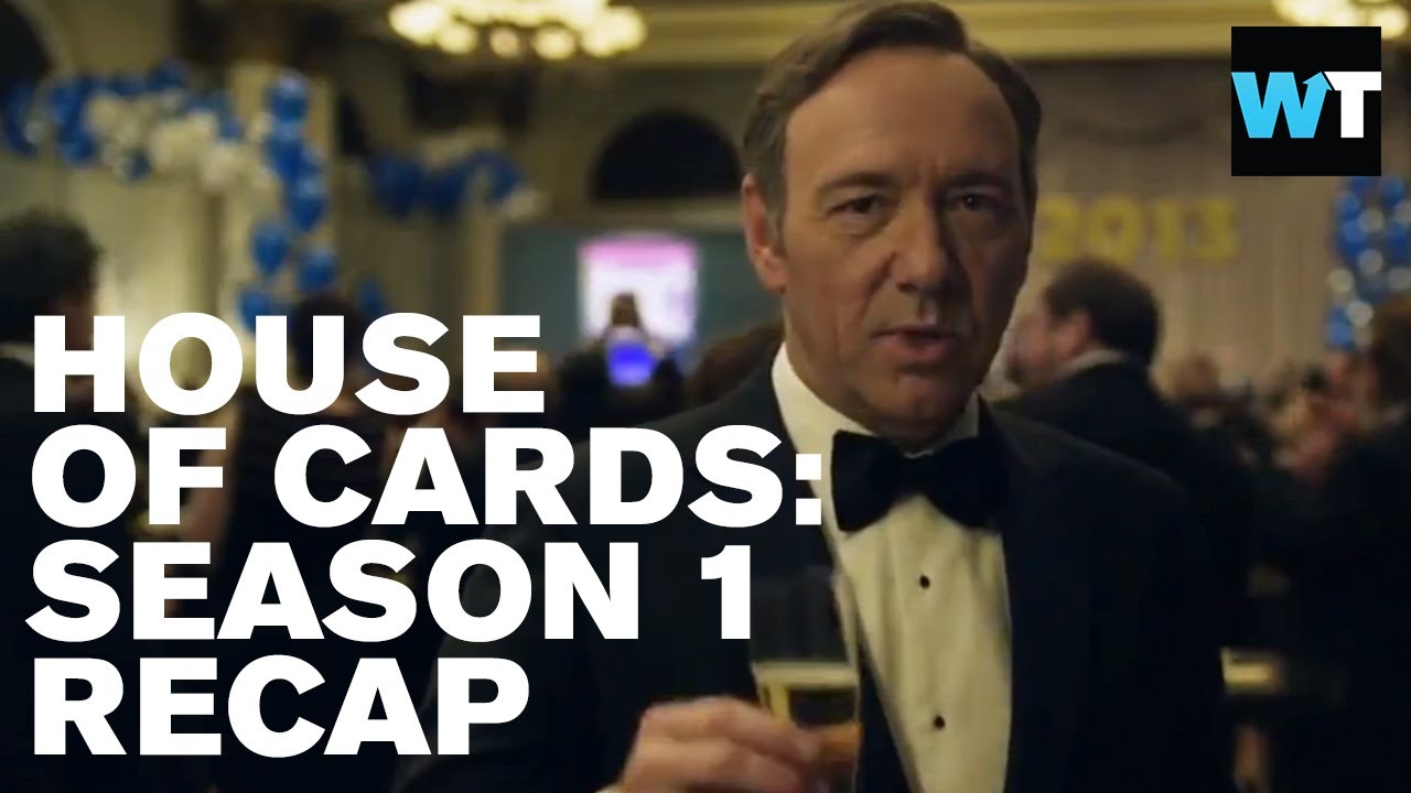Download House of Cards Season 1: Everything You Need to Know | What's Trending Original