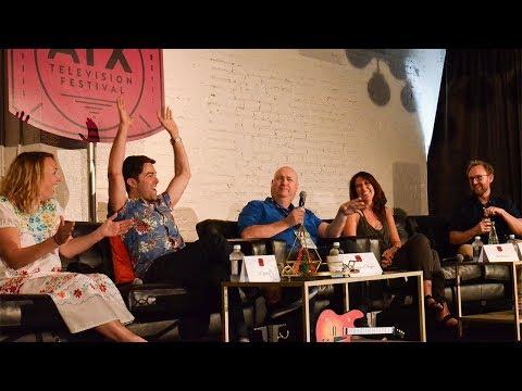 ATX Festival Panel: Inside a Writers Room  Power Dynamics 2018