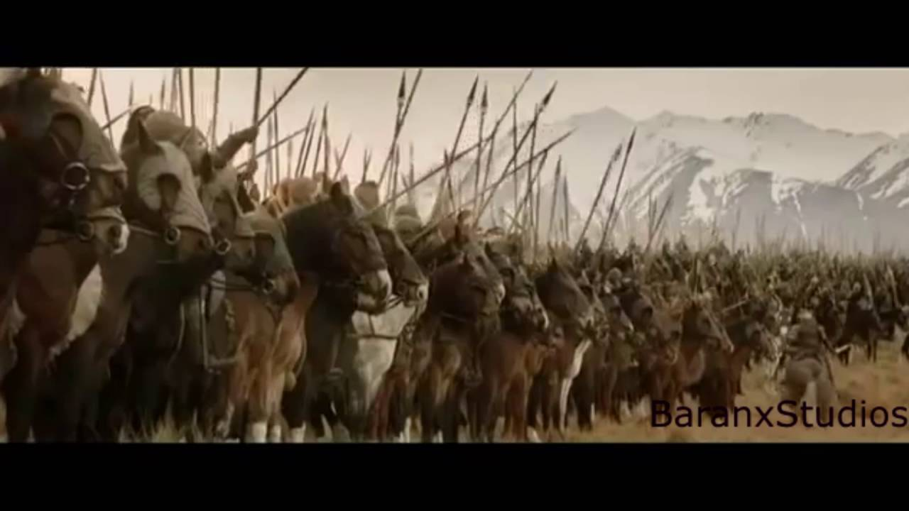 Lord Of The Rings Rohan Music