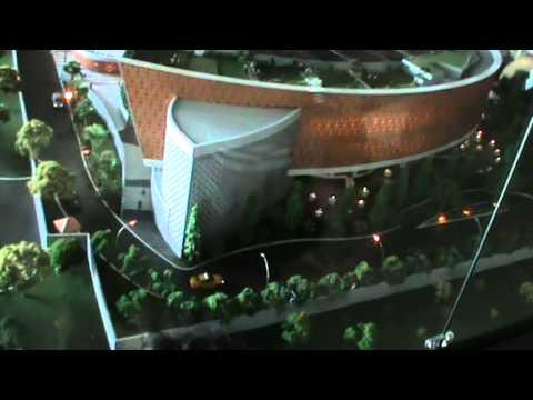 Reflika building in the wake of the tsunami in Banda Aceh