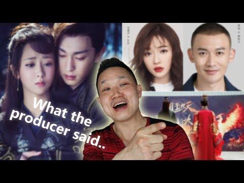 A Word On Ashes Of Love Season 2, Nie Yuan And Wu Jinyan Reunite, Flying Phoenix