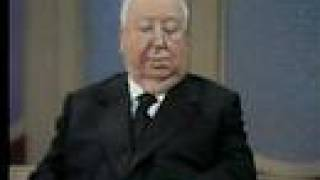 Alfred Hitchcock was traumatized by his mother
