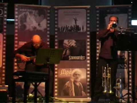 La leggenda del pianista sull'oceano. Movie Trio. Fabiano Maniero-Alessandro Modenese