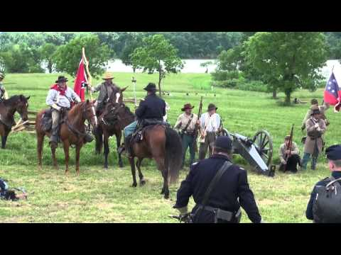 Civil War Reenactment- Pittsfield, IL