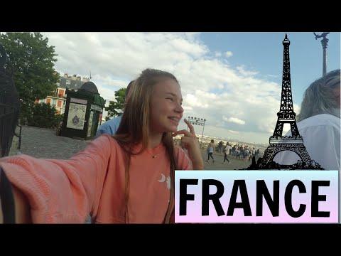 FRANCE // TRAVEL DIARY!