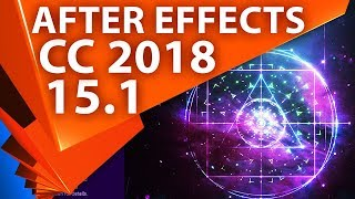 Adobe After Effects CC 2018 (версия 15.1) Выпуск в апреле 2018 года - AEplug 213