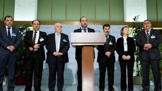 #المعارضة تنفي تغيير موقفها من بقاء الأسد