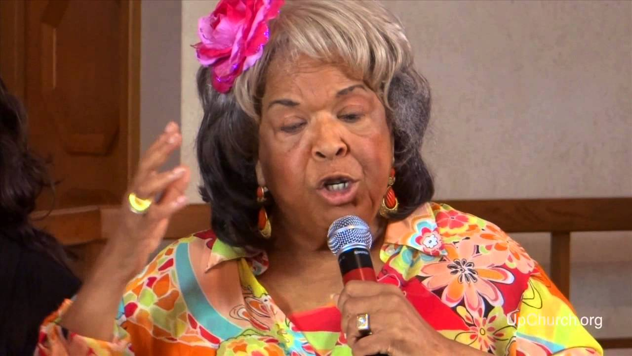 """""""Your Enemy"""" Minister Della Reese - YouTube  """"Your Enem..."""