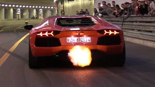 Supercar Accelerations LOUD! Carrera GT, LaFerrari, Aventador, M5 V10 & More!