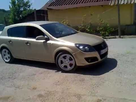 opel astra h 1 6 twinport double exaust youtube. Black Bedroom Furniture Sets. Home Design Ideas