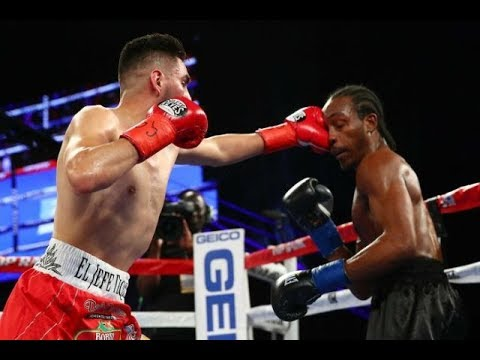Jose Ramirez Unanimous Decision Over Amir Imam Highlights