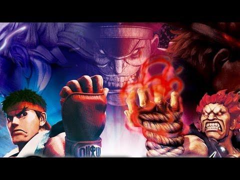 SUPER STREET FIGHTER IV - Version 2012 Trailer