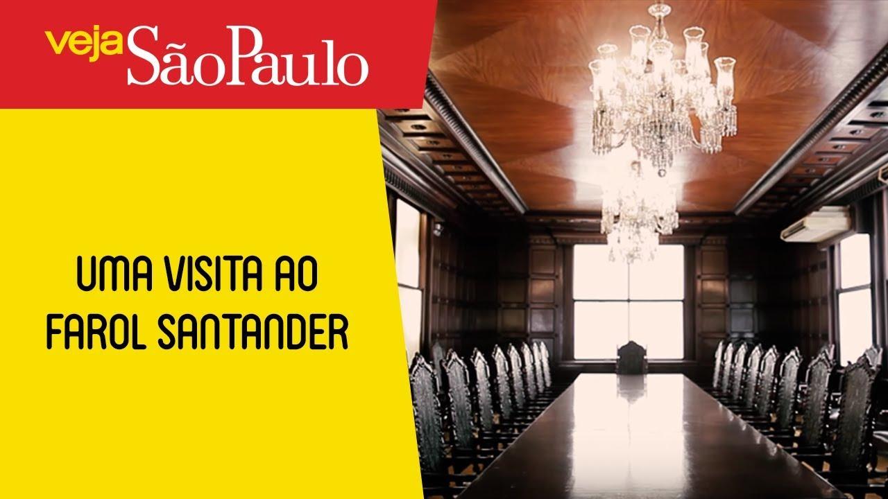 d5a30cb9e993 Uma visita ao Farol Santander