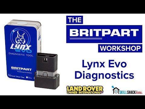 LYNX EVO Fault Code Reader Scanner Diagnostic Tool