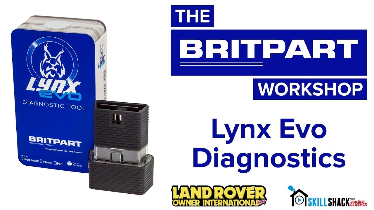 LYNX EVO PRO Special Edition Fault Code Reader Diagnostic Tool