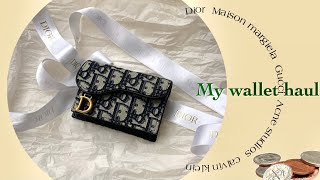 My wallet collection  20대 여자지갑…