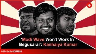 The Many Faces Of Kanhaiya Kumar | Lok Sabha Elections 2019