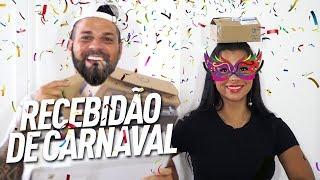 RECEBIDÃO DE CARNAVAL