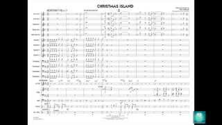 Christmas Island by Lyle Moraine/arranged by Paul Murtha