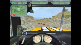 Classic Old Games [#1] - Hard Truck: 18 Wheels Of Steel
