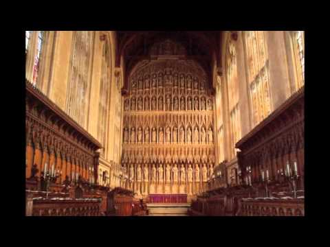 I Know That My Redeemer Liveth (Handel) — Choir of New College, Oxford