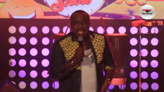 DKB picks on Kennedy Agyapong at Easter Comedy Show 2017
