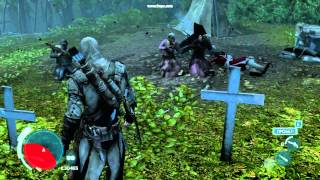 Assassin's creed 3  (БАГ С МЕНЮ ТОРГОВЛИ)