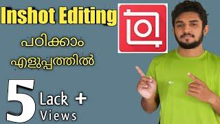 Inshot video editor malayalam  Inshot video editor Inshot video editing app  Inshot app tutorial   screenshot 3