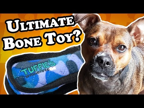 how-ultimate-is-this-dog-toy?---dog-toy-reviews-|-tuffy's-ultimate-bone-toy
