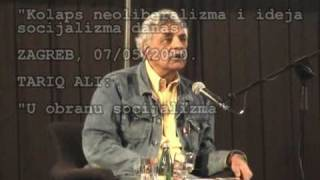 1/8 Tariq Ali: In defense of socialism, 7th May 2010