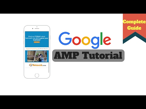 Google AMP Tutorial: How to Set Up Accelerated Mobile Pages on WordPress and HTML