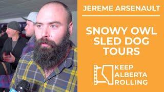 Jereme Arsenault - Owner, Snowy Owl Sled Dogs