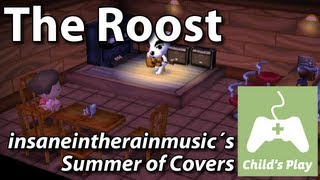 The Roost - Animal Crossing Wild World | Piano Cover