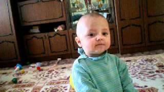1 год ребенку видео