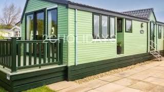 Caravan for hire near Skegness with lake views at Southview holiday park