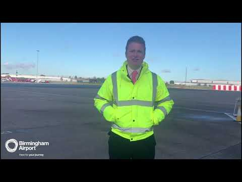 Terminal Extension Birmingham Airport Youtube