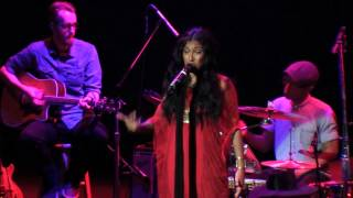 Melanie Fiona - 4am - Acoustic Set Live at Howard Theatre